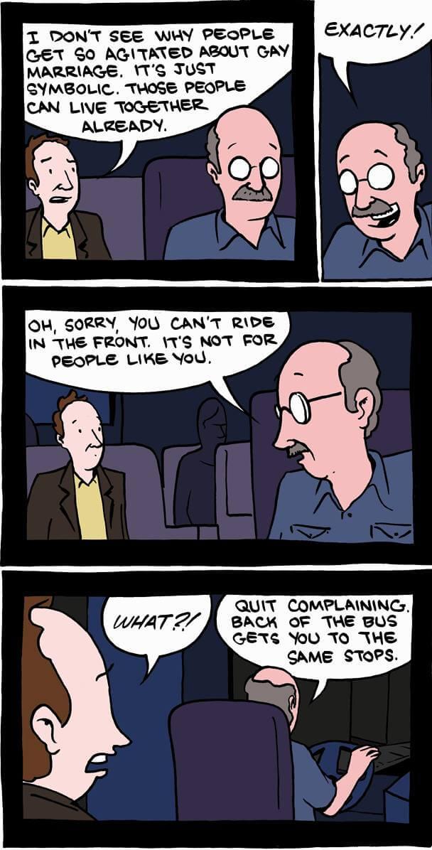 Прекрасный комикс от SMBC.