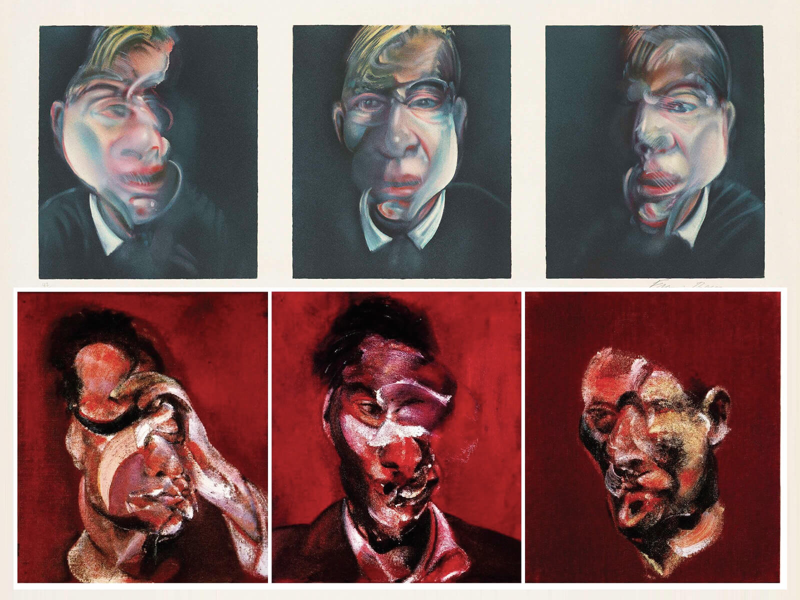 of love by francis bacon