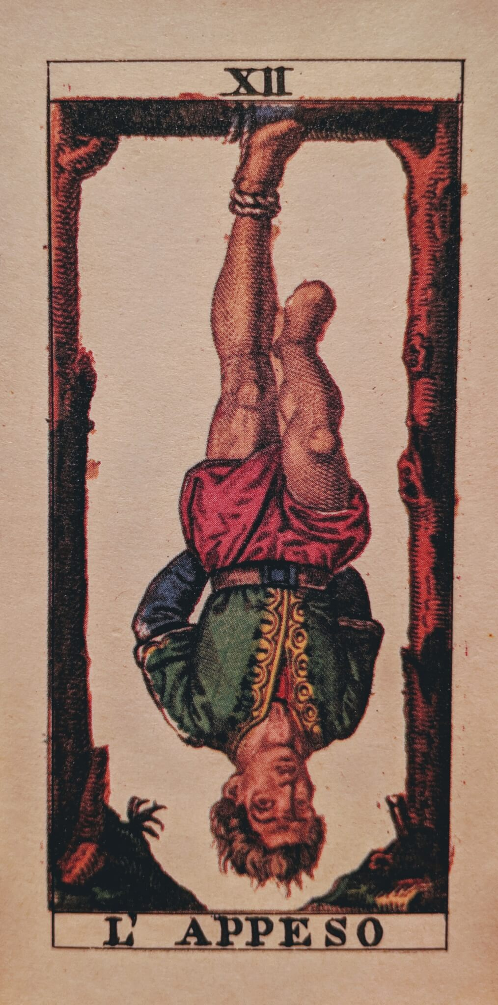 Tarot: Two parts of the Fool's Journey – Misha Strunin
